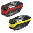 ABUS DETECTO 7000 Замок с звуковой сиреной 110dB для мотоцикла на тормозной диск