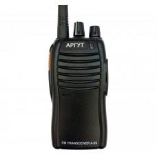 АРГУТ А-25 NEW -Портативная рация UHF (LPD+PMR) диапазонов (АНТИМАГНИТНАЯ)