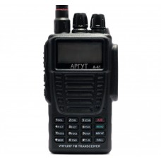 АРГУТ А-41 new - Портативная двухдиапазонная рация VHF+UHF диапазонов