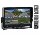 """AVIS AVS0904BM (AHD) Парковочный монитор с квадратором 9"""" для грузовиков и автобусов"""