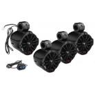 BOSS AUDIO B64ABT Влагозащищенная акустическая система для ATV и UTV