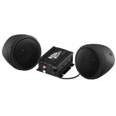 BOSS AUDIO MARINE MCBK420B Аудиосистема для мотоцикла, скутера ( 600 ВТ. BLUETOOTH)