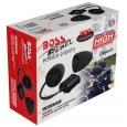 BOSS AUDIO MARINE MC600B Аудиосистема для мотоцикла, скутера ( 800 ВТ. BLUETOOTH, AUX)