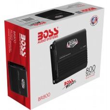 Boss Audio BR800 Усилитель мощности для мотоциклов и катеров 800Вт -  морское исполнение