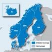 Карта Европы для Garmin City Navigator Europe NT – 2014 010-11269-01