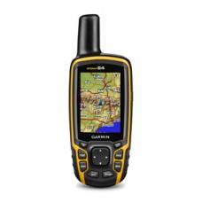 Garmin GPSMAP 64 - Портативный туристический навигатор (010-01199-01)