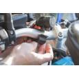 Interphone ACCMOTOSOCKET Розетка-прикуриватель с кабелем 1,5 м на трубчатый руль