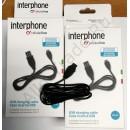 Interphone CUSBINTERPHONEF5 Кабель для зарядки мотогарнитур серии XT/MC через USB