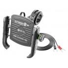 Interphone SMMOTOCRABUSB крепление для телефона на руль мотоцикла с USB питанием
