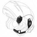 Interphone MICINTERPHOSCHU18 комплект наушников и микрофона для шлемов Schuberth C3 PRO