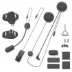 INTERPHONE MICINTERPHOMINIUSB Комплект крепления с наушниками и микрофоном для  TOUR/SPORT/URBAN