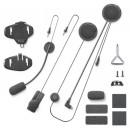 INTERPHONE MICINTERPHOMINIUSB - Комплект крепления с наушниками и микрофоном для  TOUR/SPORT/URBAN