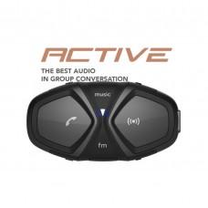 INTERPHONE ACTIVE Мотогарнитура для установки на шлем
