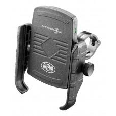 Interphone SMMOTOWIRELESS Универсальный держатель на руль с беспроводной подзарядкой