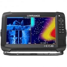 LOWRANCE  HDS-9 Carbon эхолот картплоттер арт.(000-13684-001)