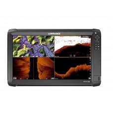 LOWRANCE HDS-16 Carbon Эхолот картплоттер арт.(000-13734-001)