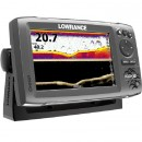 LOWRANCE Hook-7 Mid/High/DownScan™ Эхолот картплоттер арт.(000-12664-001)