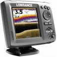 Lowrance Hook-5x Mid/High/DownScan™  Рыбопоисковый эхолот (000-12653-001)