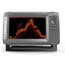 LOWRANCE HOOK2-7x GPS SplitShot Эхолот картплоттер Арт.(000-14020-001)