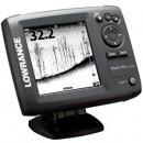 LOWRANCE Hook-5 Mid/High/DownScan™ Рыбопоисковый эхолот и картплоттер (000-12656-001)