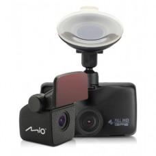 Mio MiVue 698 Автомобильный видеорегистратор с двумя камерами