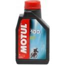 MOTUL 100 2T Моторное масло для двухтактных двигателей