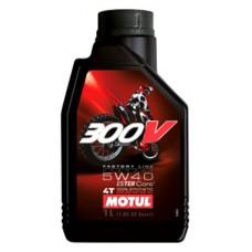 MOTUL 300V 4T OFF ROAD 5W40 Синтетическое моторное масло для мотоциклов