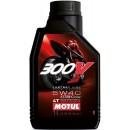 MOTUL 300V 4T FL ROAD RACING 5W40 Синтетическое моторное масло для мотоциклов