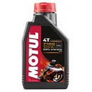 Motul 7100 4T 10W30 Синтетическое моторное масло для мотоциклов (1 л)