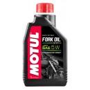 MOTUL Fork Oil Expert Light 5W Вилочное масло (1 л.)