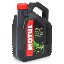 Motul 5100 4T 10W40 Полусинтетическое моторное масло для мотоциклов (2 л)