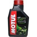 Motul 5100 4T 10W40 Полусинтетическое моторное масло для мотоциклов (1 л)