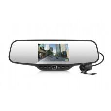 Neoline G-Tech X23 двухканальный видеорегистратор в форм-факторе зеркала заднего вида