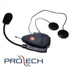 Prolech v.1 - Bluetooth-мотогарнитура для установки на шлем