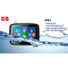 RICO G5-AC Мотонавигатор (Android 6.0)