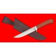 "Нож ""Засапожный №1"", клинок сталь 95Х18, рукоять бубинга"