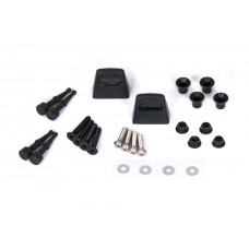 SW-Motech QUICK-LOCK EVO Side Carrier Adapter Kit Givi/Kappa комплект адаптеров для багажных рамок EVO   арт. KFT.00.152.205