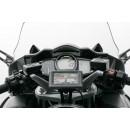 SW-Motech GPS mount  Крепление навигатора на руль для Yamaha FJR 1300 (04-)
