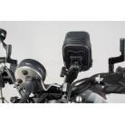 SW-Motech Universal GPS Mount Kit Navi Case Pro S Универсальный чехол для смартфонов с креплением на руль и болт зеркала арт. GPS.00.308.30400/B