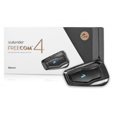 Cardo Scala Rider FREECOM 4 Bluetooth Мотогарнитура на шлем
