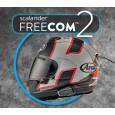 Cardo Scala Rider FREECOM 2 DUO Блютуз мотогарнитура на шлем