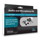 Cardo Scala Rider Audio Kit  Комплект крепления, наушников и микрофонов для PACKTALK / SMARTPACK