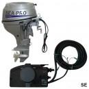 SEA-PRO F15SE Четырехтактный лодочный мотор