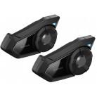 Sena 30K-01Dual Мотогарнитура на шлем Bluetooth 4.1
