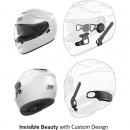 SENA 10U мотогарнитура для шлемов Schuberth C3/C3PRO, Shoei GT-Air, Arai, Neotec, J-Cruise