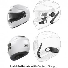 SENA 10U мотогарнитура для шлемов Schuberth C3/C3PRO, Shoei GT-Air, Arai, Neotec, J-Cruise