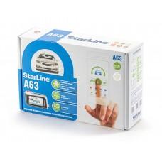 StarLine A63 GSM ECO Автосигнализация для легковых автомобилей