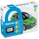 StarLine E66 ECO BT Автосигнализация автомобильная (2CAN-LIN)