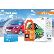 StarLine E96 BT Автосигнализация Bluetooth Smart, 2CAN+2LIN