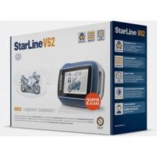 StarLine MOTO V62 slave  Сигнализация для мотоцикла скутера